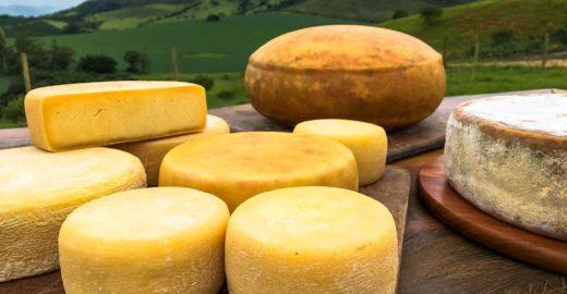 Serra da Canastra tem queijos premiados e belas paisagens