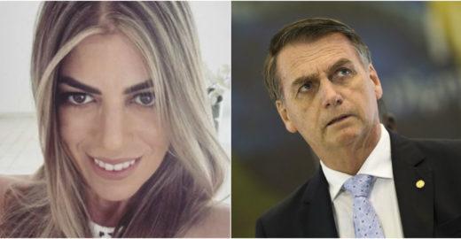 Bruna Surfistinha rebate Bolsonaro e diz que presidente foi 'infeliz'
