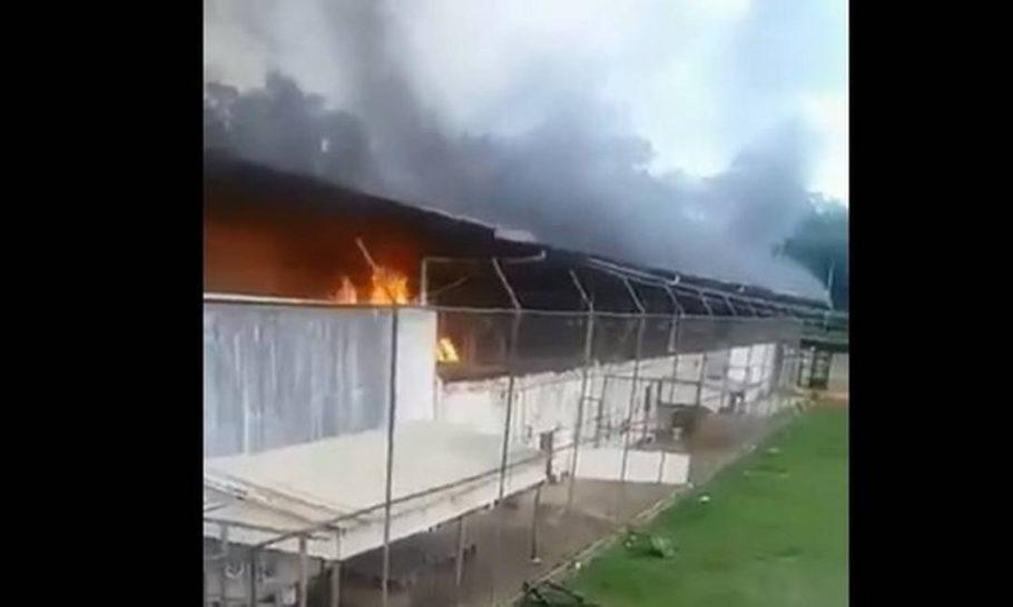 rebelião em presídio no Pará
