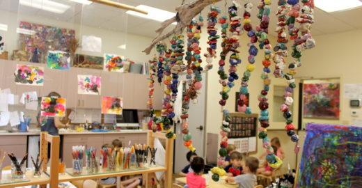 Na Reggio Emilia, crianças são líderes no processo de educação