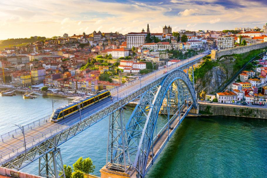 9 – Rio Douro, Porto (Portugal)