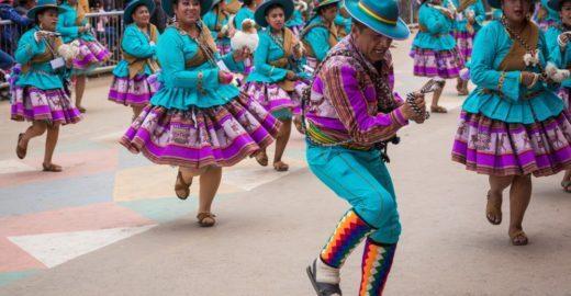 Salay, a dança que atrai jovens em SP e é moda na Bolívia