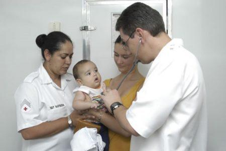A duração do curso de formação de oficiais do Serviço de Saúde do Exército será de 37 semanas