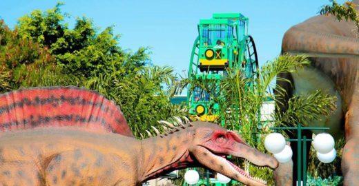 Parque dos dinossauros em Campinas tem horário especial em julho