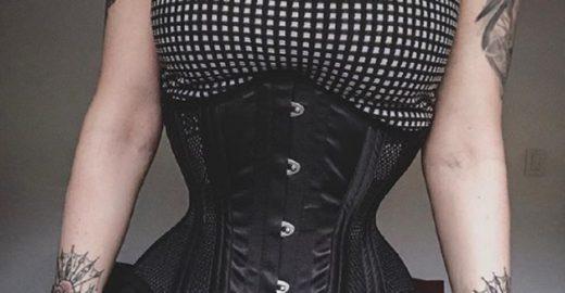 Tight Lacing: técnica altera disposição de costelas e preocupa médicos