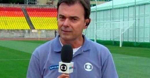 Tino Marcos pede afastamento da Globo