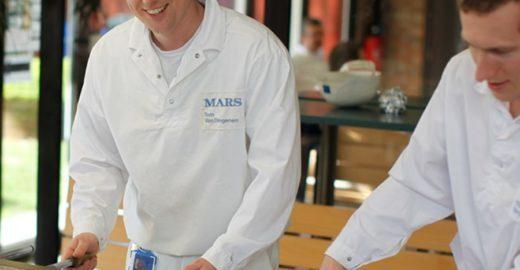 Mars abre vagas de estágio para programa de 2 anos de duração
