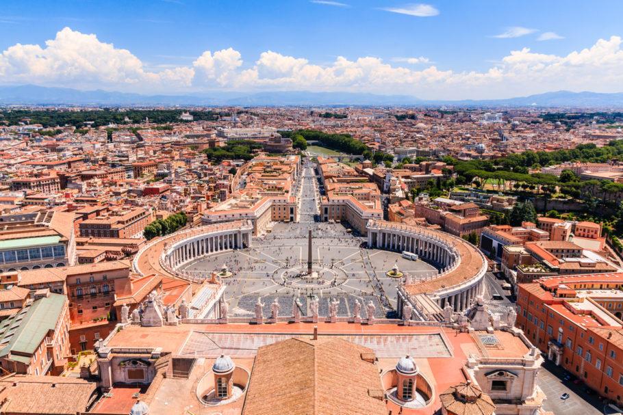 4 – Vaticano, Vaticano, (Itália)