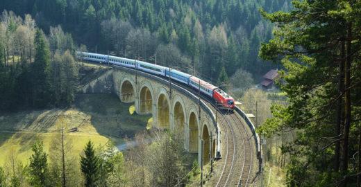 Confira 6 rotas de trem imperdíveis para viajar pela Europa
