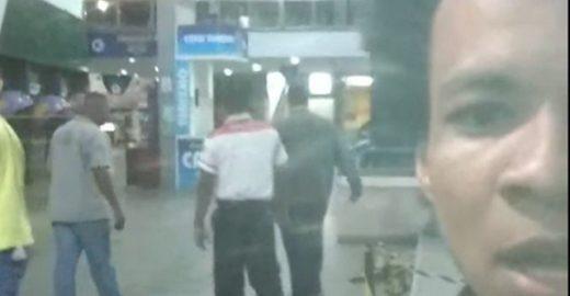 Estudante é agredido por segurança na rodoviária de Salvador