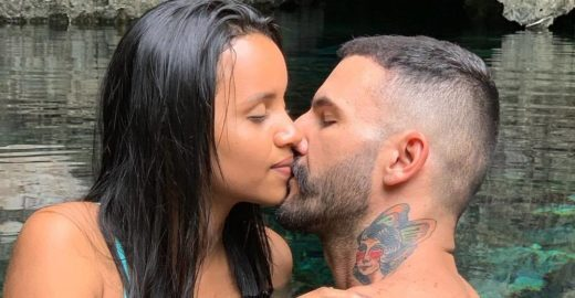 Ex-BBBs Gleici Damasceno e Wagner Santiago terminam namoro