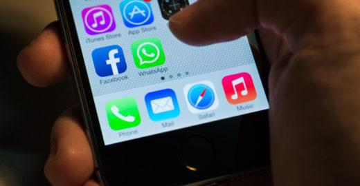 WhatsApp tem impacto positivo na saúde mental, segundo estudo