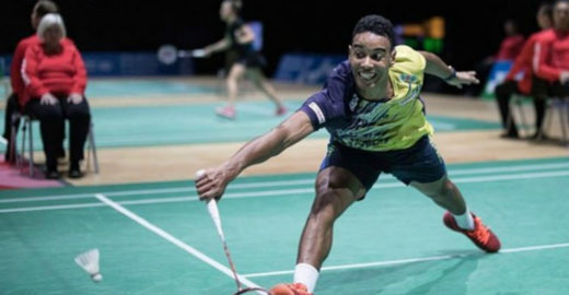 Badminton: Ygor Coelho, dos treinos no quintal ao sonho do pódio