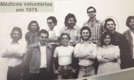 Gilberto Natalini aparece no círculo