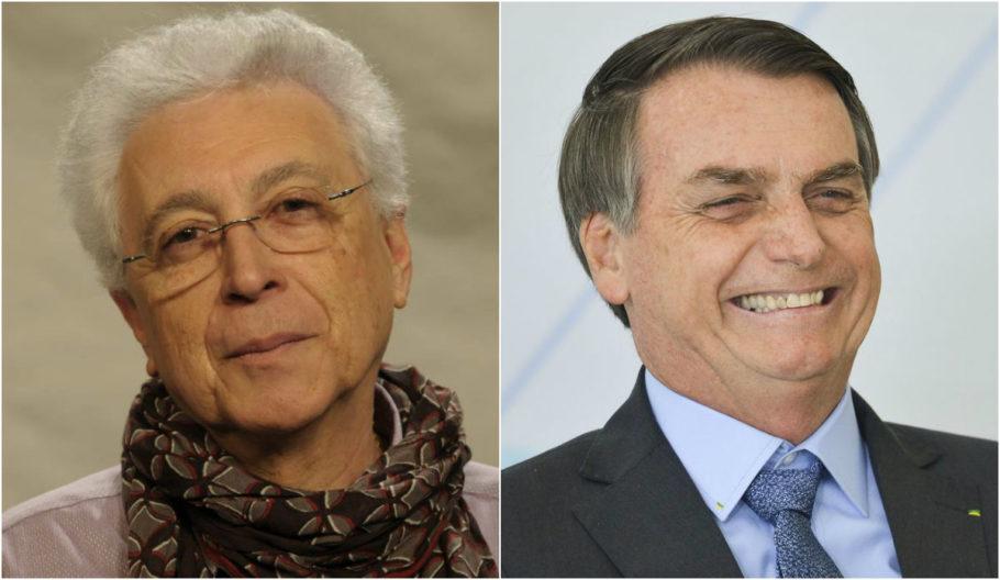 Aguinaldo Silva e Bolsonaro