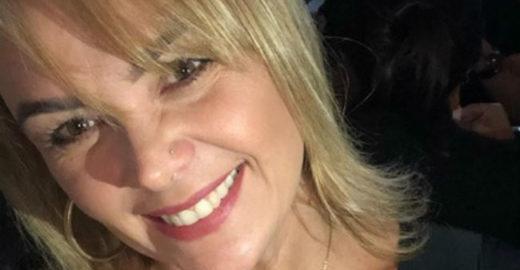 Ex-Paquita Ana Paula é acusada de falsificar assinatura da mãe