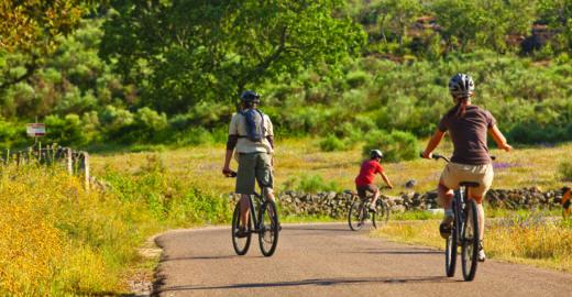 Roteiros para viajar de bike pela região portuguesa do Alentejo