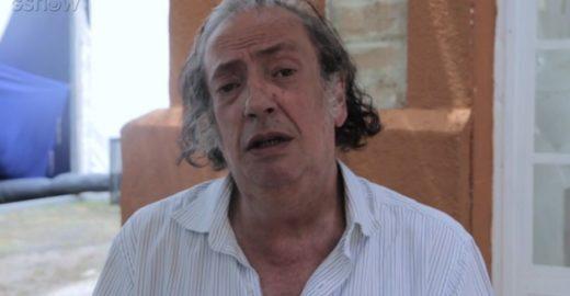 Ator de Beiçola da 'Grande Família' pede emprego para pagar contas