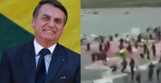 Fake News de Bolsonaro confunde Dinamarca com Noruega