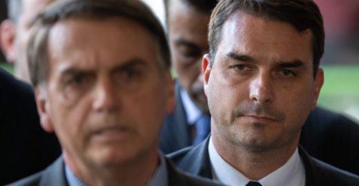 Folha revela escândalo de Bolsonaro na PF para proteger o filho Flavio