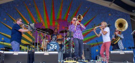 brass band bonerama em show