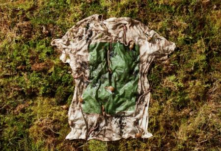 camiseta vegetal