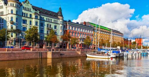 Capital da Finlândia lança app que incentiva a sustentabilidade