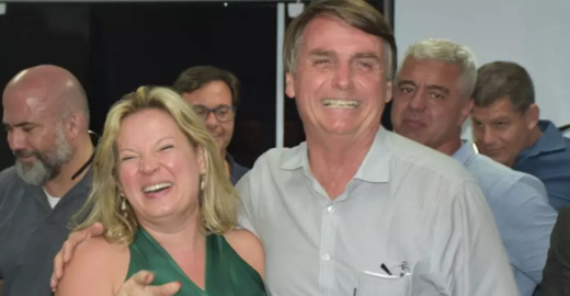 Dimenstein: se eu contasse que Joice Hasselmann transou com Bolsonaro