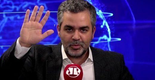Carlos Andreazza deixa a Jovem Pan após ataque de bolsonaristas