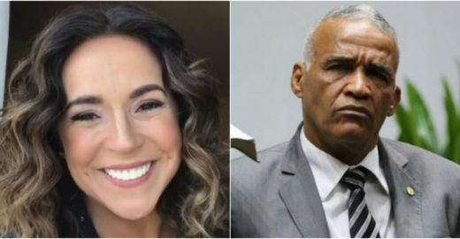 Daniela Mercury faz acordo com Sargento Isidório na Justiça