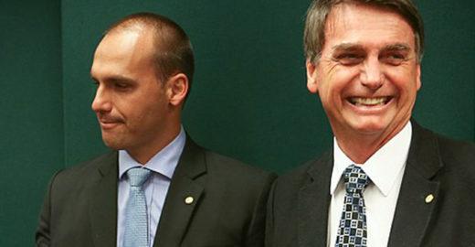 Bolsonaro já considera desistir de indicar filho para embaixada
