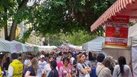 feira de artes e cultura da vila leopoldina