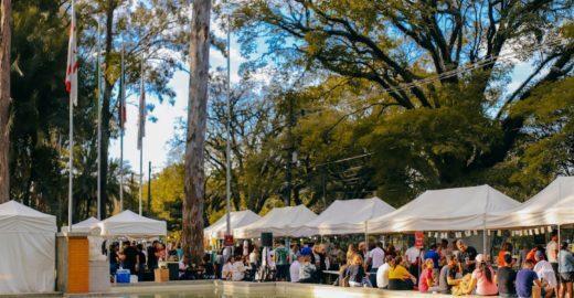 Feira do Bem realiza evento ao ar livre cheio de cultura e gratidão!