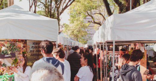 Feira Jardim Secreto reúne produtinhos autorais no Bixiga