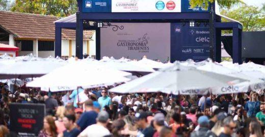 Festival Cultura e Gastronomia Tiradentes chega a 22ª edição