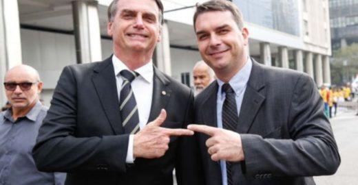 Estadão: ligação de milícias e família Bolsonaro causa crise na PF