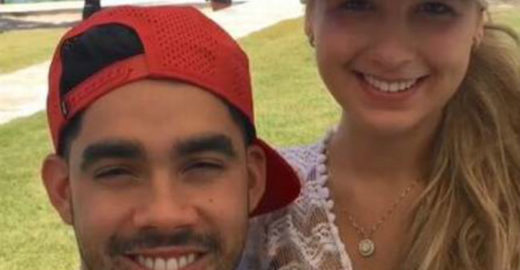 Noiva de Gabriel Diniz diz receber sinais do cantor