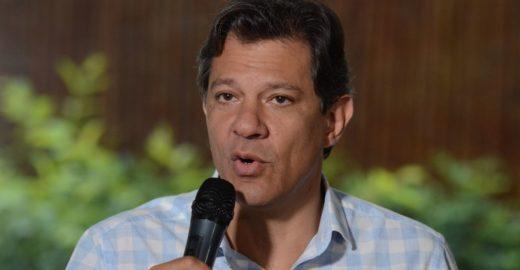 Justiça condena Haddad por caixa dois na eleição municipal