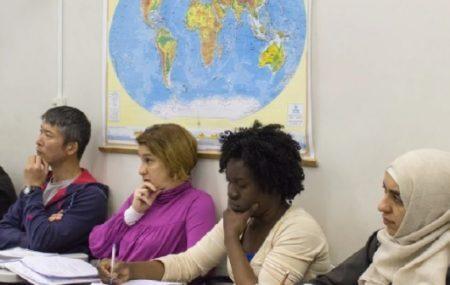 Imigrantes e refugiados em sala de aula