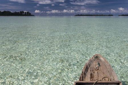 Ilhas Molucas, na Indonésia