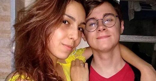 Namorada de Rafael Miguel fala sobre luto e desejo por justiça