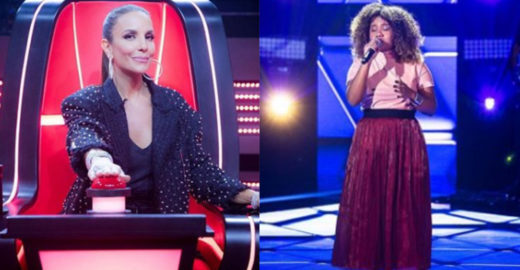 Ivete Sangalo comenta alfinetada de participante do The Voice