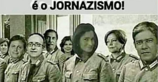 Senadora do PSL compara jornalismo brasileiro a nazismo