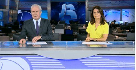 'Jornal da Record' veicula 5 reportagens contra a Globo em uma semana