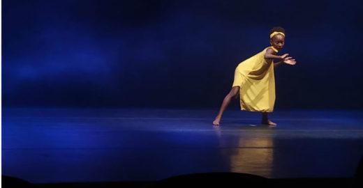 Bailarina de 9 anos é aprovada na seletiva regional do Bolshoi