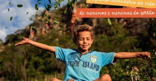 Livro faz viagem pelo mundo infantil do sertão do Ceará