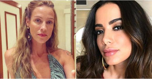 OPINIÃO: Parem de jogar Luana Piovani contra Anitta