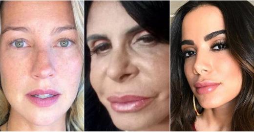 Gretchen coloca Anitta contra Piovani e gera alvoroço na web