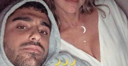 Luana Piovani vive romance com jogador de basquete mais novo