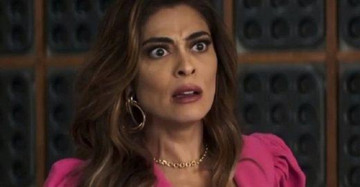 Maria da Paz se endivida em 'A dona do Pedaço' e Serasa posta meme